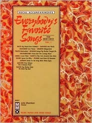 Music Minus One Soprano, Tenor, Mezzo-Soprano or Bass-Baritone Voice: Everybody's Favorite Songs, High Voice, Vol. I (Book & CD)