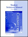 Student Solutions Manual to Accompany Chang Chemistry, Sixth Edition
