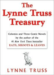 Ebook Lynne Truss Treasury by Lynne Truss DOC!