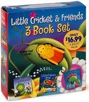 Little Cricket and Friends Novelty Pack