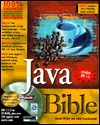Java Bible [With Contains Internet Explorer 4, JDK 1.1.5, Applets..]