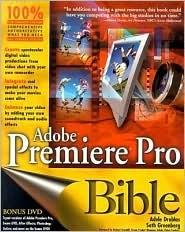 Adobe Premiere Pro Bible Descargar libros de texto pdf