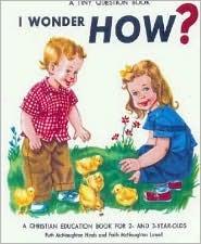 I Wonder How?