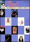 The Best in Movie Sheet Music