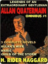 Legends of an Extraordinary Gentleman #1 - An Allan Quatermain Omnibus