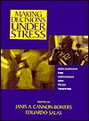 Making Decisions Under Stress: Implications for Individual and Team Training