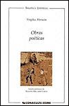 Obras poéticas de Publio Virgilio Marón y Quinto Horacio Flaco