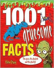 1001 Gruesome Facts EPUB PDF por Helen Otway