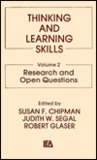 Thinking And Learning Skills, Volume 2