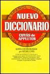 Nuevo Diccionario Cuyas de Appleton: Espanol-Ingles y Ingles-Espanol