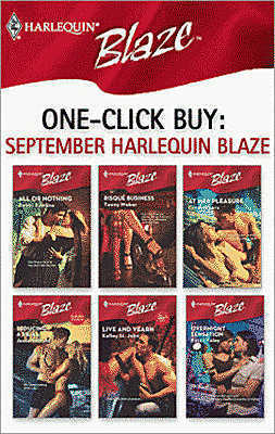 One-Click Buy: September 2008 Harlequin Blaze