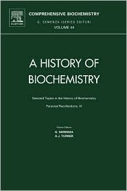 Selected Topics in the History of Biochemistry: Personal Recollections IX