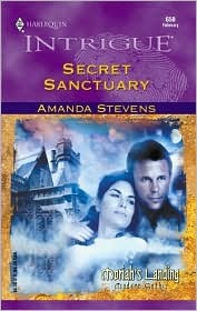 Ebook Secret Sanctuary (Moriah's Landing, #1) by Amanda Stevens TXT!