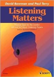 "Listening Matters: Practice Tests for the London as and A2 Music Listening Papers Based on ""the Essential Hyperion 2"""