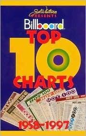 Billboard's Top Ten Charts 1958-1997