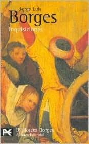 Inquisiciones by Jorge Luis Borges