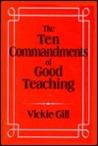 The Ten Commandments of Good Teaching