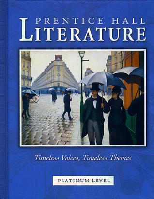 prentice hall literature timeless voices timeless themes pdf