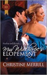 Miss Winthorpe's Elopement (Belston & Friends, #1)