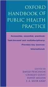 Oxford Handbook of Public Health Practice