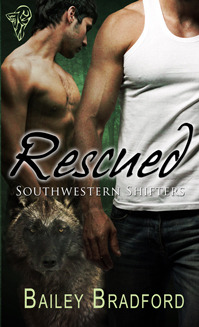 Rescued by Bailey Bradford