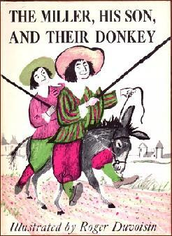 The Miller, His Son and Their Donkey