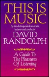 This is Music by David Randolph