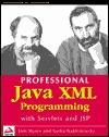 Professional Java XML Programming with Servlets and JSP