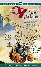 The Oz Audio Collection