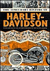 The Timechart History of Harley-Davidson by chartwell books