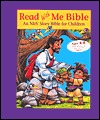 NIrV Read With Me Bible, Hardcover