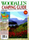 Woodall's Camping Guide: Canada : Complete Guide to Campground, Rv Parks, Service Centers & Attractions (1996)