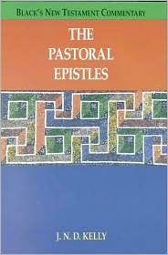 A Commentary on the Pastoral Epistles (ePUB)