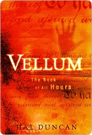 Vellum(The Book of All Hours 1)