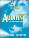 Auditing: An Integrated Approach--Study Guide