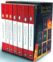 Los Reyes Malditos Vols 1-7 by Maurice Druon