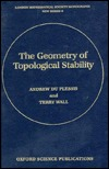 The Geometry of Topological Stability