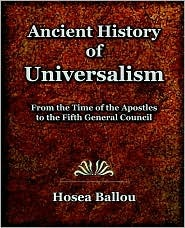 Ancient History of Universalism (1885)