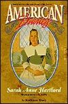 Sarah Anne Hartford by Kathleen Duey