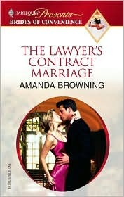 The lawyers contract marriage by amanda browning the lawyers contract marriage altavistaventures Choice Image