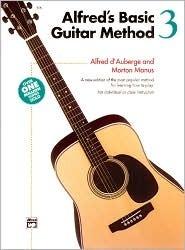 Alfred's Basic Guitar Method, Bk 3