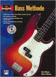 Basix Bass Method: German Language Edition, Book & CD