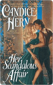Her Scandalous Affair by Candice Hern