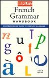 Berlitz French Grammar Handbook by Berlitz Publishing Company