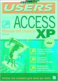 Microsoft Access XP Manual del Usuario