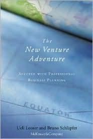 The New Venture Adventure: Succeed with Professional Business Planning