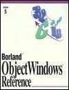 Object Windows Reference Gde