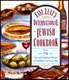 Faye Levy's International Jewish Cookbook: Over 250 new and traditional recipes for holidays and every day