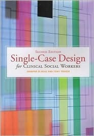 Single-Case Design for Clinical Social Workers