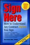 Sign Here-C
